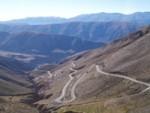 Úpätie Andskej náhornej planiny