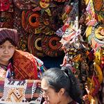 Najväčší indiánsky trh v Strednej Amerike – Chichicastenango, Guatemala