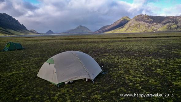 Južný Island, Landmannalaugar
