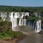 Vodopády Iguaçu: Brazília