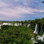 Vodopády Iguazu – Argentína