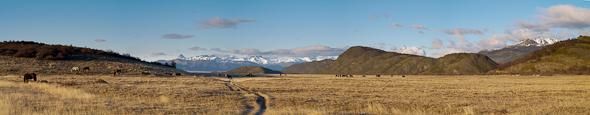 Čile južná Patagónia – panoráma Torres del Paine