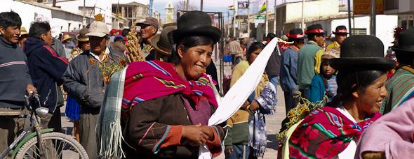 Bolívia - úvod