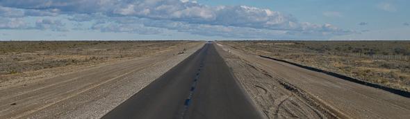 Cesta do Patagónie - Argentína