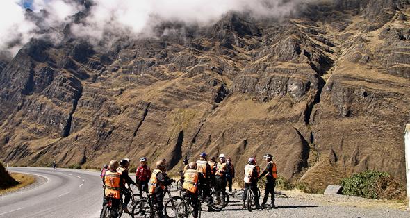 Z La Paz do Coroico - Bolívia