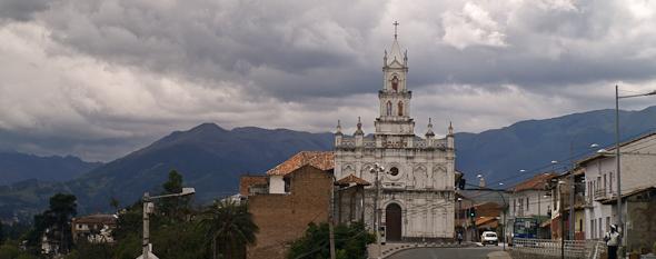 Mesto Cuenca, Ekvádor