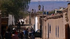 Čilske mestečko na hraniciach najsuchšej púšte na svete