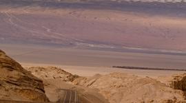 Púšť a vulkány