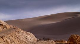 Duny a púšť: najsuchšie miesto na svete