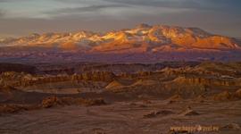 Súmrak nad púšťou
