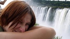 Neopakovateľné vodopády Iguazu