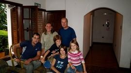 V Puerto Iguazu s cestovateľskou rodinkou z Argentíny