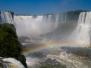 Vodopády Iguaçu – Brazília