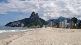 Rio, mesto Bohov: pohľad z luxusnej štvrte Ipanema