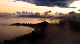Súmrak nad Riom