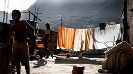 Deti slumov: na uliciach favely je relatívne bezpečne. Drogoví baróni tu vládnu železnou rukou a nemajú radi neporiadok