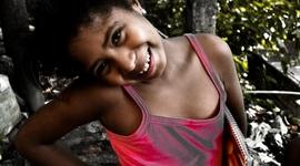 Deti slumov: dievčatá sa tu stávajú matkami často vo veku 13-14 rokov