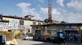 Squatová fabrika Binz