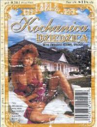 Zemanova milenka - poľské víno