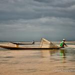 Jazero Inle, Barma