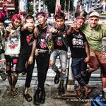 Punková rebélia proti budhistickému teroru