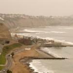 Lima a odchod z Peru