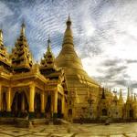 Rangún, mesto z iného sveta
