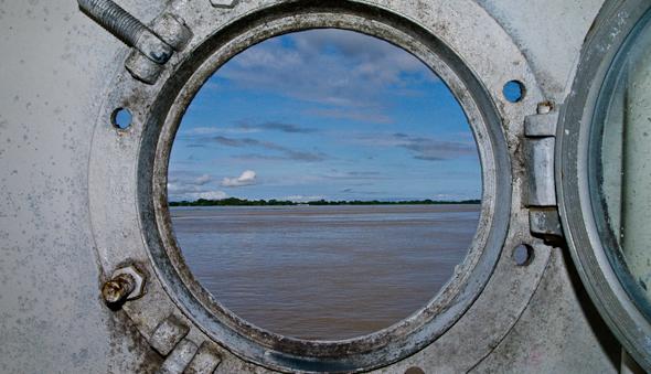 Plavba riekou Amazon