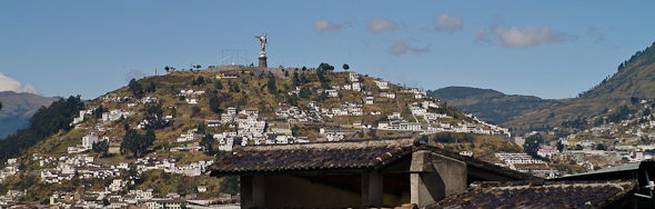 Quito, Ekvádor