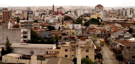 mesto Salta, severná argentína
