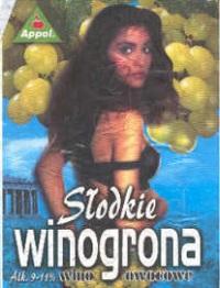 Poľské víno, výnimočne hroznové
