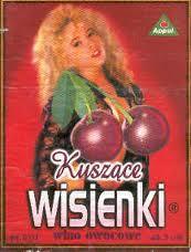 Poľsko - višňové víno