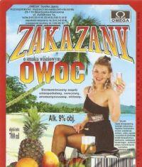 Zakázané ovocie - poľské víno