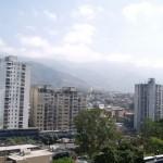 Slumy v Caracase