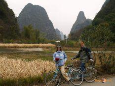 Na výlete do okolia Yangshuo