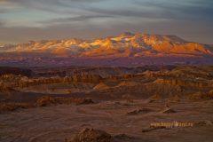 Púšť Atacama, Čile