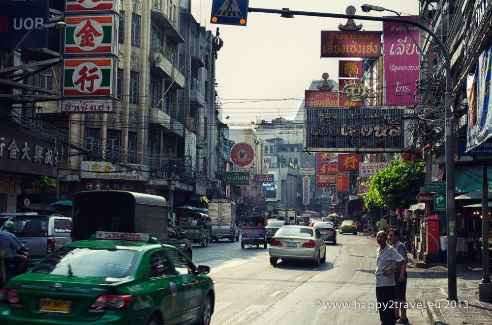 V čínskej štvrti