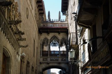 Potulky Barcelonou - Catedral