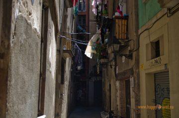 Potulky Barcelonou - v uličkách starého mesta
