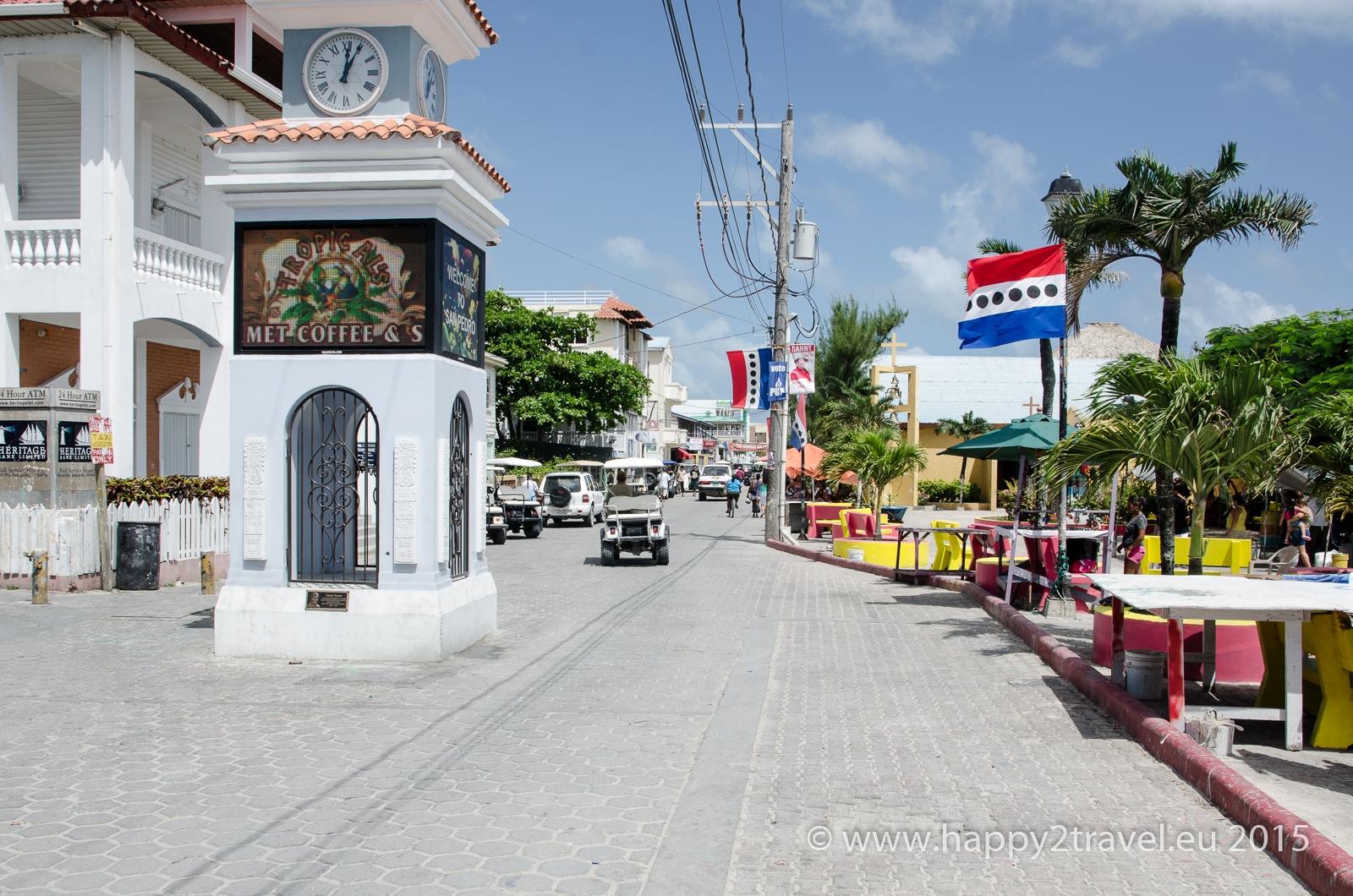 V uliciach San Pedro