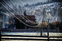 Prebúdzanie v chladnej krajine