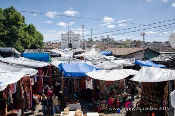 V sobotu sa celé mesto stáva jedným veľkým trhoviskom
