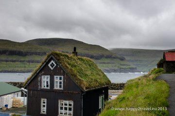Malebné dediny Faerských ostrovov