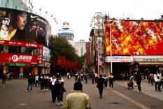 Guangzhou, juhovýchodná Čína