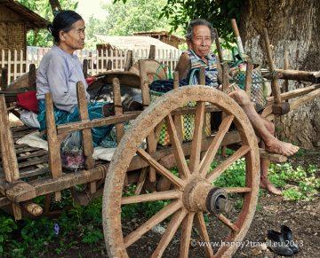 Etniká východnej Barmy