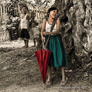Barmské deti