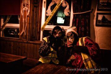 Halloween na tradičný keltský spôsob