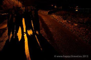 Halloween je tradičný keltský sviatok, ktorý sa slávi na Aranských ostrovoch už tisíce rokov
