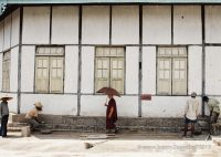 Zátišie s mníchom