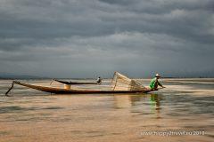 Jazero Inle – Barma